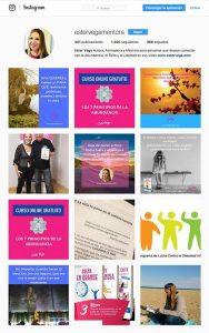 Cómo crear imágenes acorde a la identidad visual de tu marca para captar clientes en Instagram (Ester Vega)